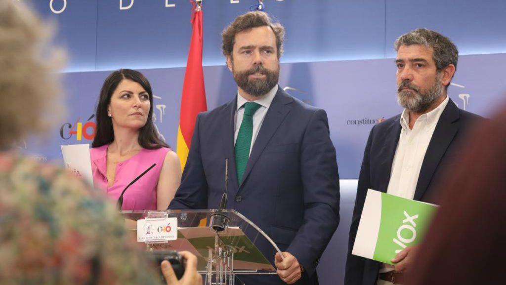 Vox dinamita la coalición de ultraderecha añadiendo inestabilidad e ingobernabilidad a las instituciones