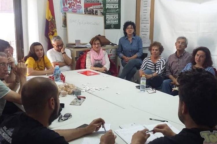 IU-Ganar Teruel se ofrece como mediador para lograr un cambio político en el Ayuntamiento