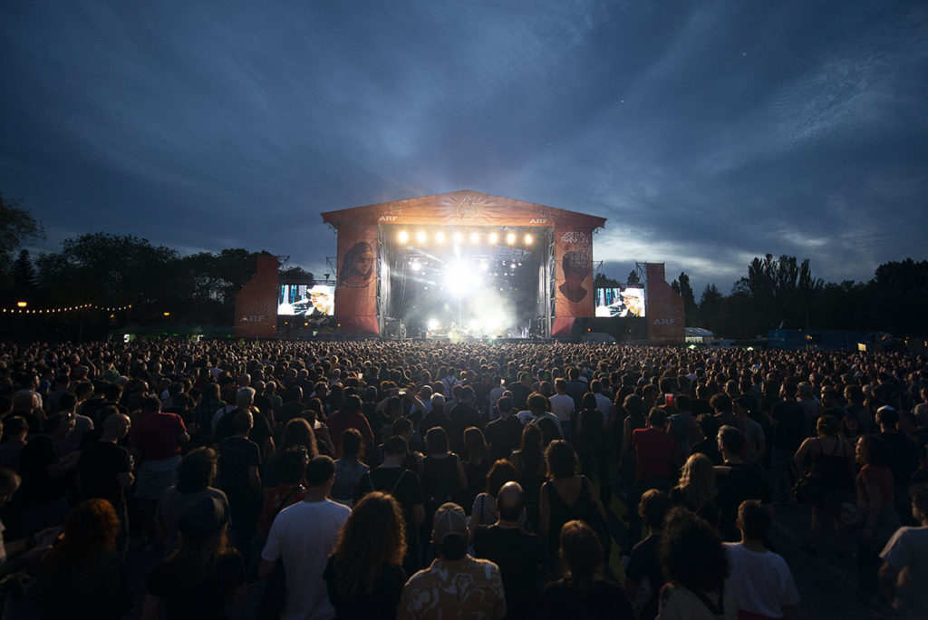 Azkena Rock Festival se consolida como el gran festival del rock con más de 36.000 asistentes