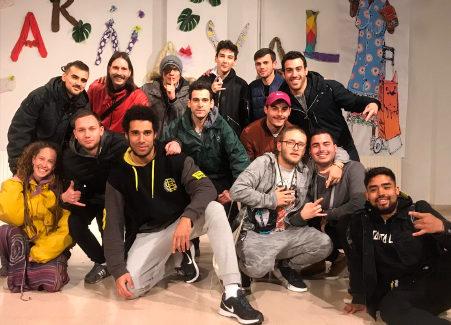 Fundación Más Vida y FreeZgz llevan a escena rap sin machismo, con enfoque de género y nuevas masculinidades