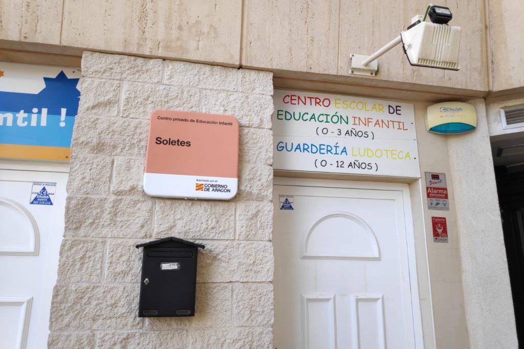 """IU-Ganar denuncia que PP y PAR """"no han movido un dedo"""" para solucionar la falta de plazas de educación infantil en Alcanyiz"""