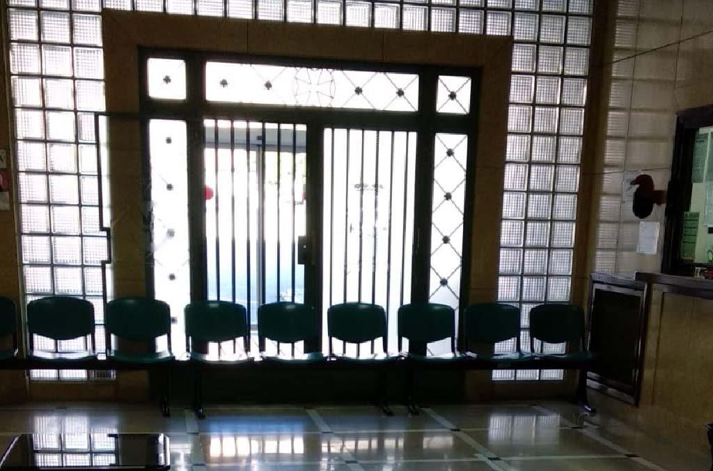 """CCOO denuncia el """"desahucio"""" del personal celador del Hospital Militar de Zaragoza"""