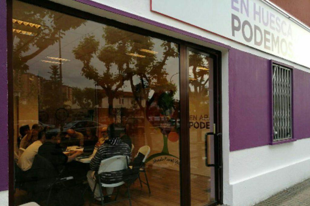 El Círculo Podemos Uesca pide la dimisión de Nacho Escartín