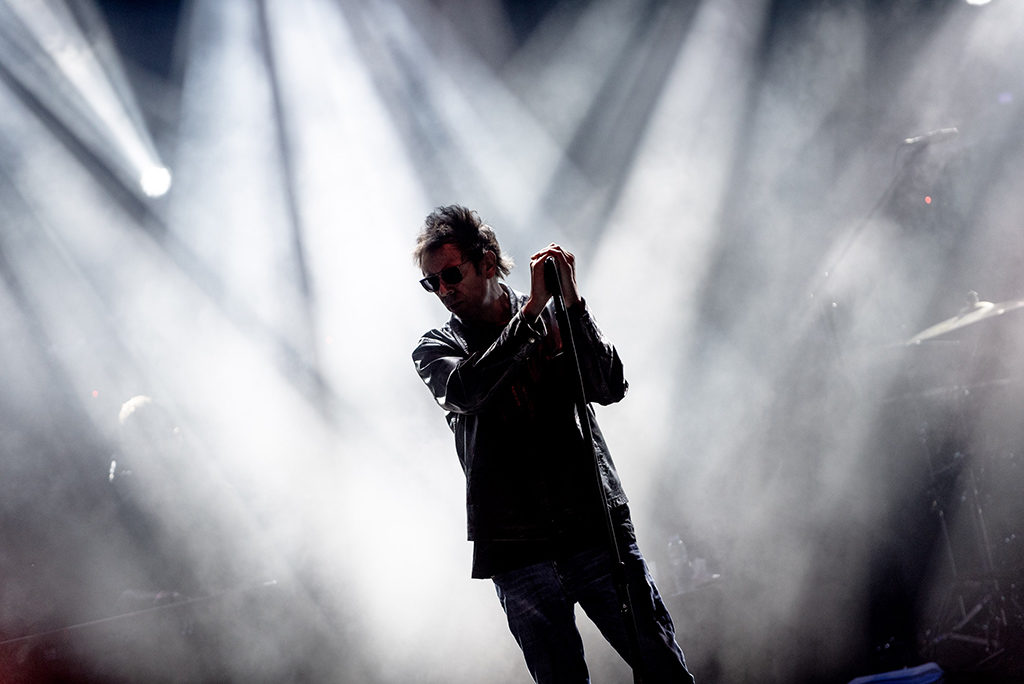 Echo and The Bunnymen reivindicaron su enorme legado bajo la luna de los Pirineos