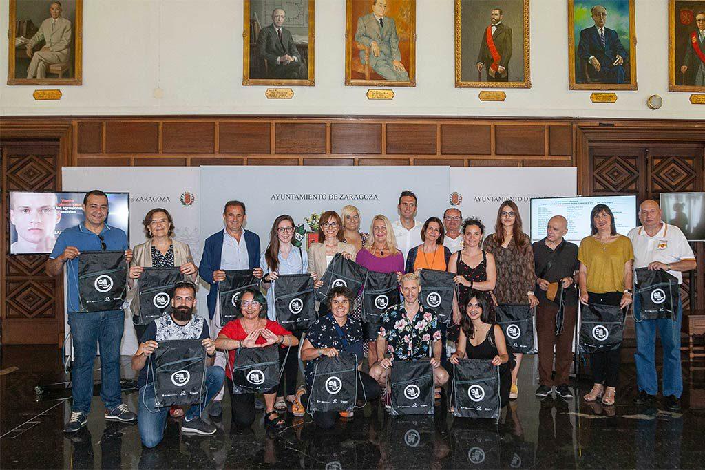 El Ayuntamiento de Zaragoza lanza la campaña de verano contra las agresiones machistas durante las fiestas de los barrios