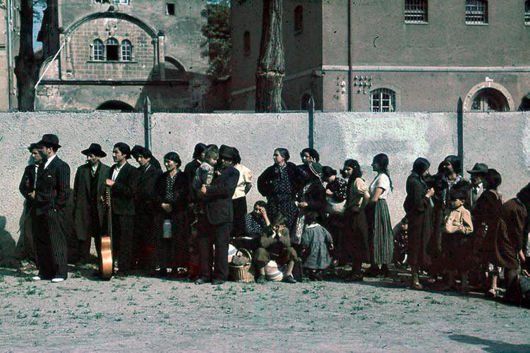 75 años del samudaripen, el genocidio antigitano en Europa