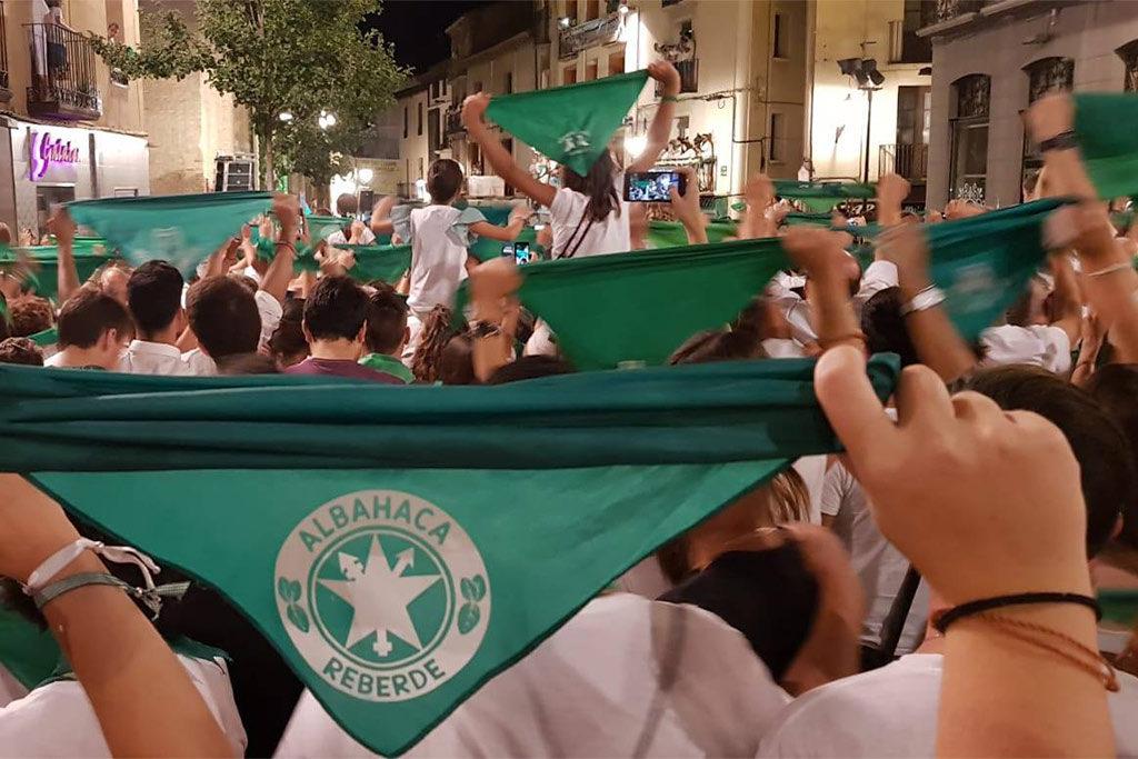 La peña L'Albahaca Reberde propone unas fiestas laurentinas populares e inclusivas