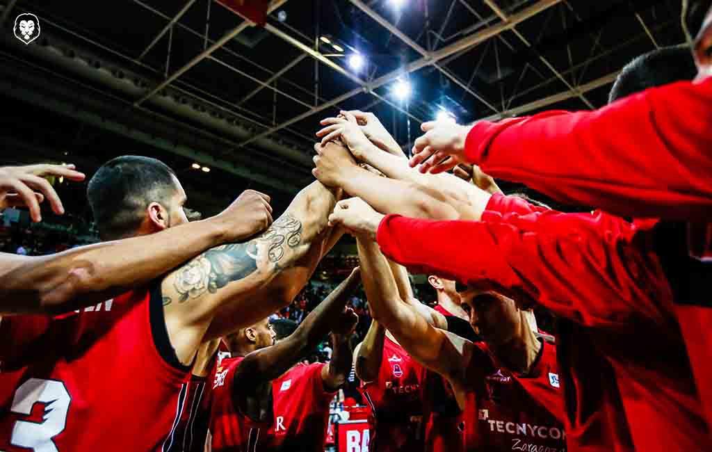 El Basket Zaragoza se medirá al Besiktas turco y el PAOK griego en el Grupo D de la Champions