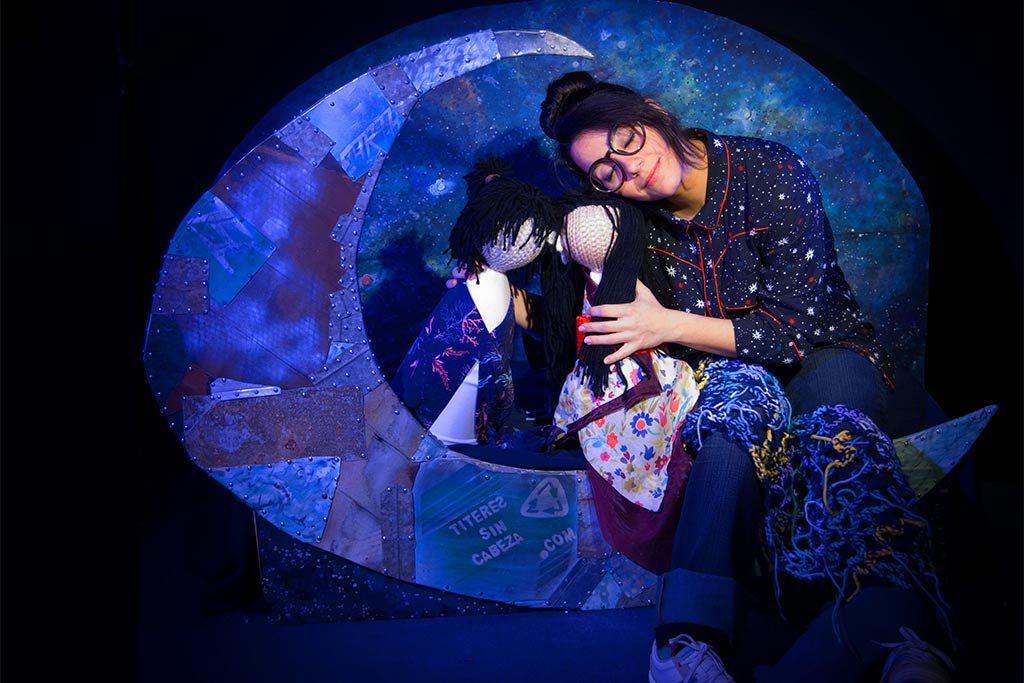 Las compañías de títeres aragonesas mostrarán su arte en el II Festival País de Moñacos de Abizanda