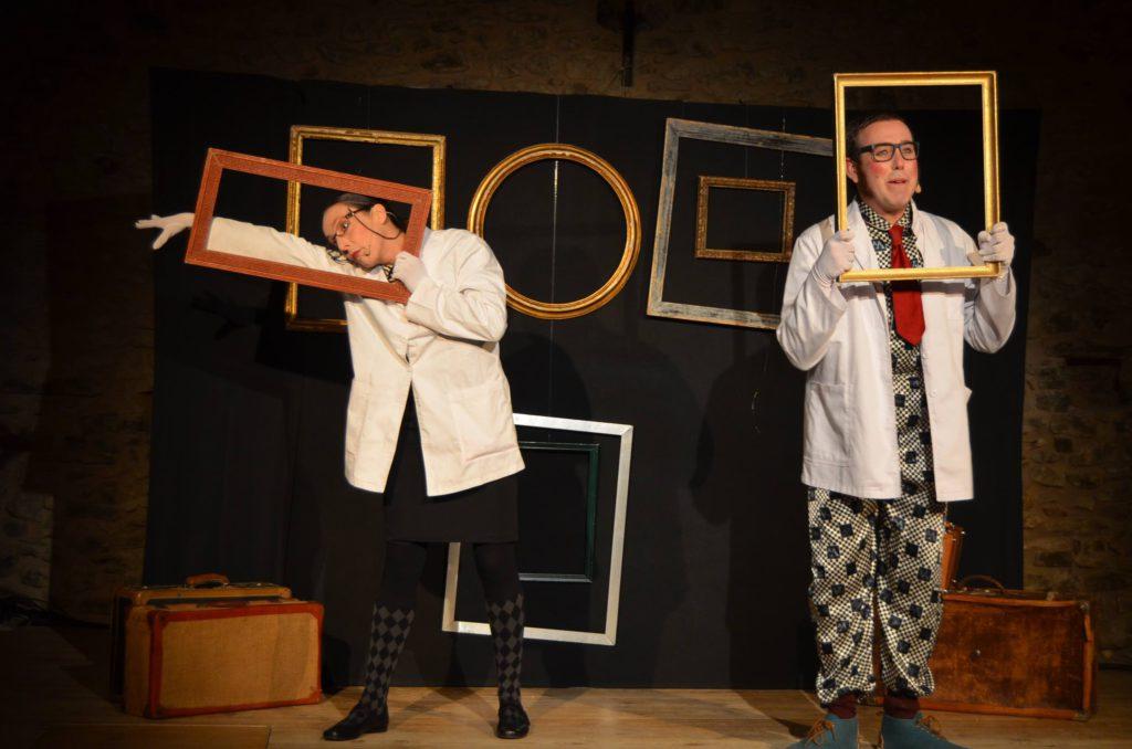 El II Festival País de Moñacos ha revitalizado L'Abizanda con el arte de los títeres