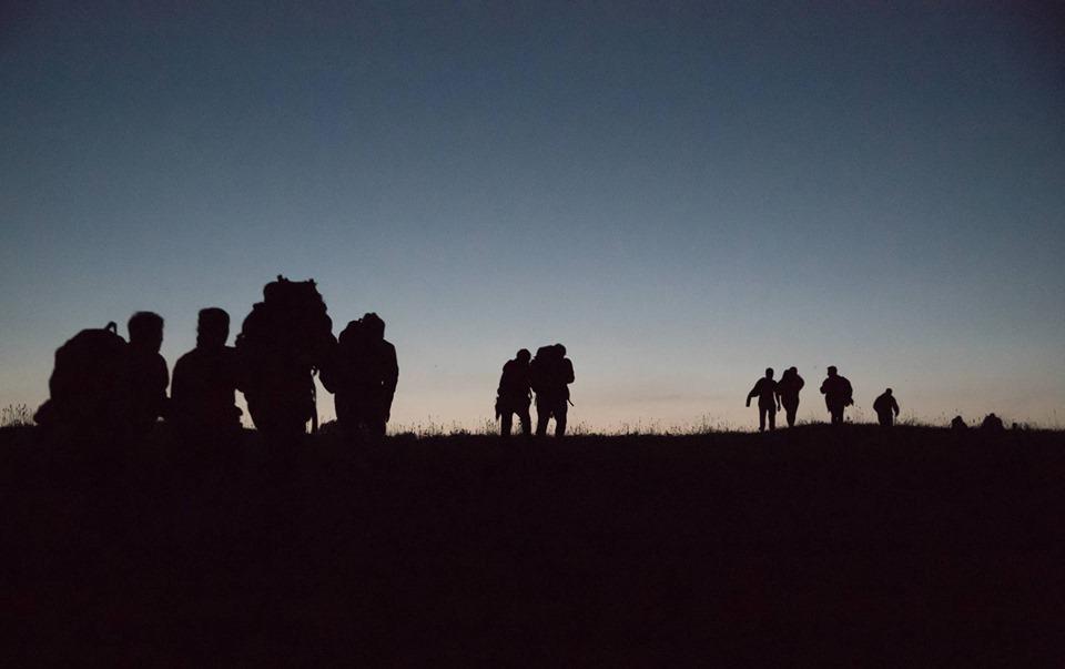 Activistas zaragozanas comienzan a trabajar ayudando a refugiados y refugiadas en Bosnia