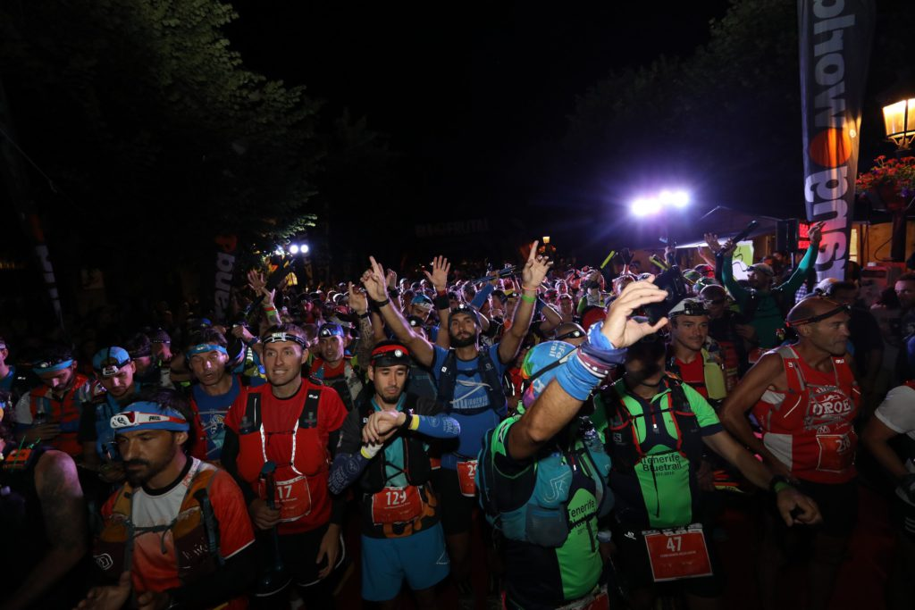 El Gran Trail Trangoworld Aneto-Posets avanza con éxito en sus primeras horas