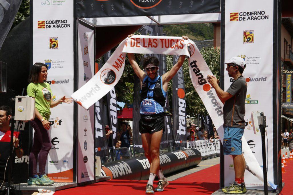 Pablo Villa se luce en el Maratón de las Tucas 2019