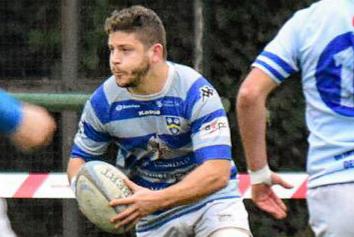 El tudelano Iñaki Arnedo, nuevo jugador del Rugby Fénix