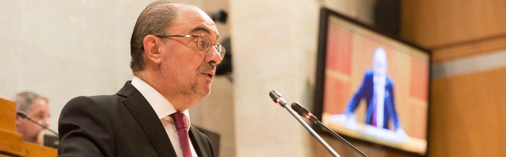 🔴 Javier Lambán reelegido presidente del Gobierno de Aragón con el apoyo de PSOE, Podemos, CHA, PAR e IU