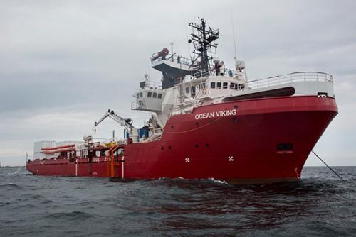 Médicos Sin Fronteras reanuda las operaciones de rescate en el Mediterráneo