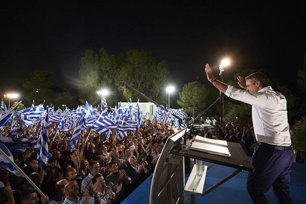 Syriza pierde las elecciones anticipadas griegas frente al derechista Mitsotakis