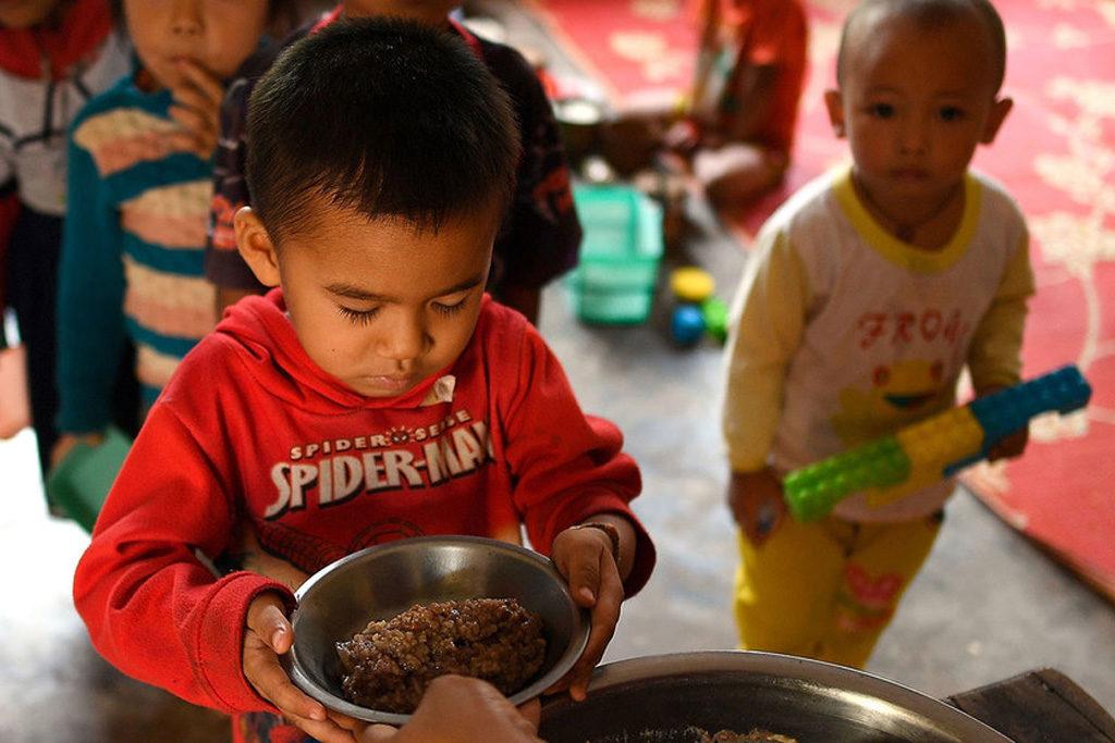 Más de 820 millones de personas pasan hambre y unos 2000 millones sufren su amenaza