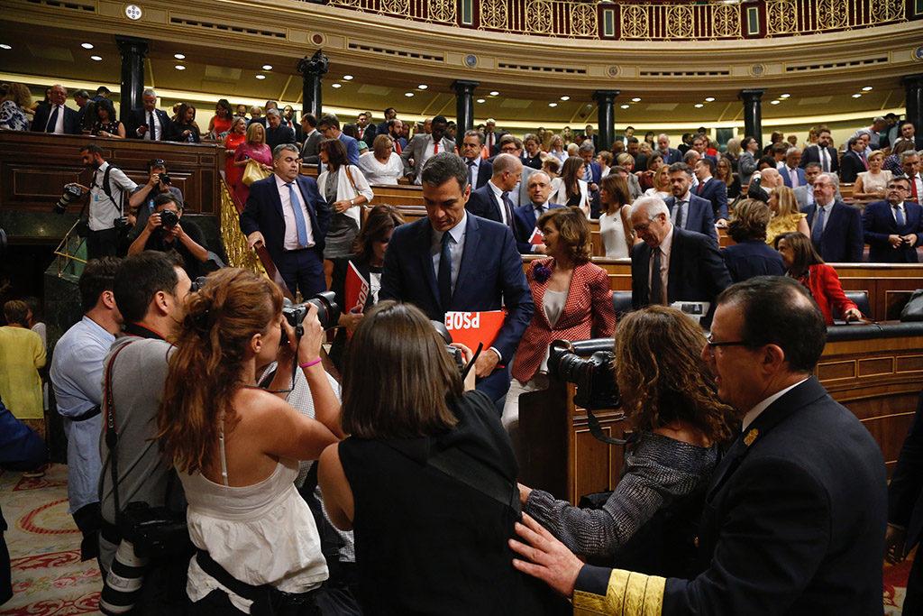🔴 Pedro Sánchez ya tiene cerrada la estructura del futuro Gobierno con Unidas Podemos