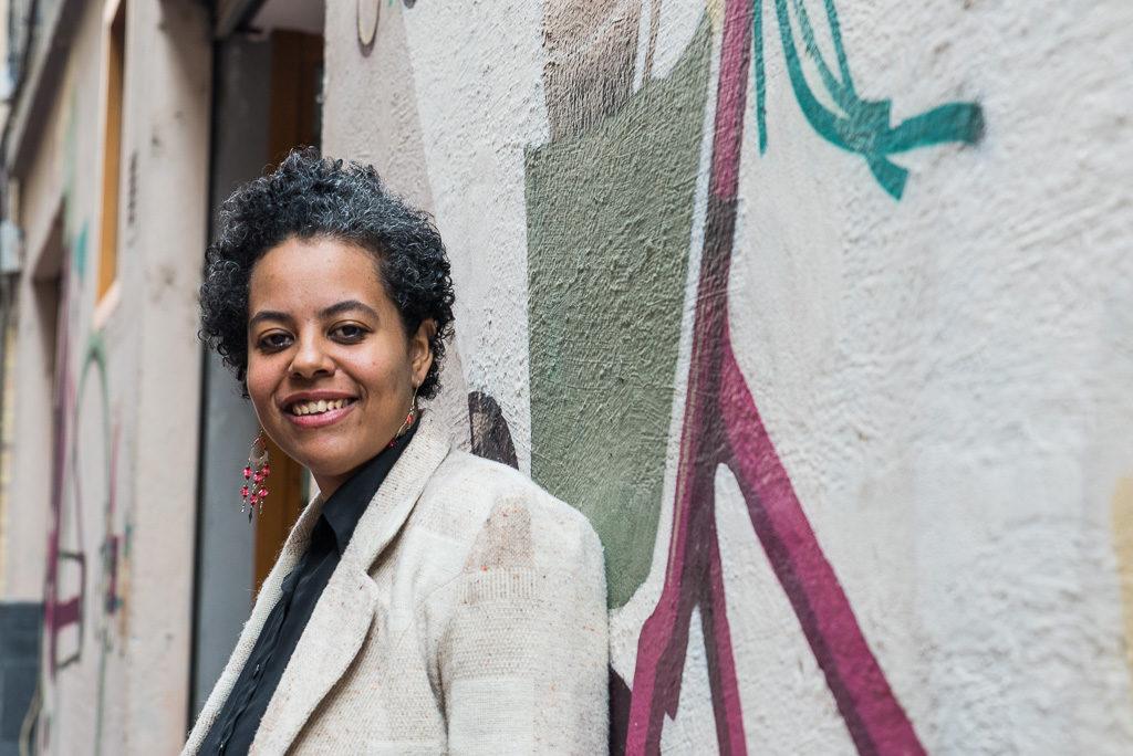 """Talita de Fátima: """"Es el momento de que el antirracismo blanco asuma que la voz antirracista la tenemos que llevar nosotras"""""""