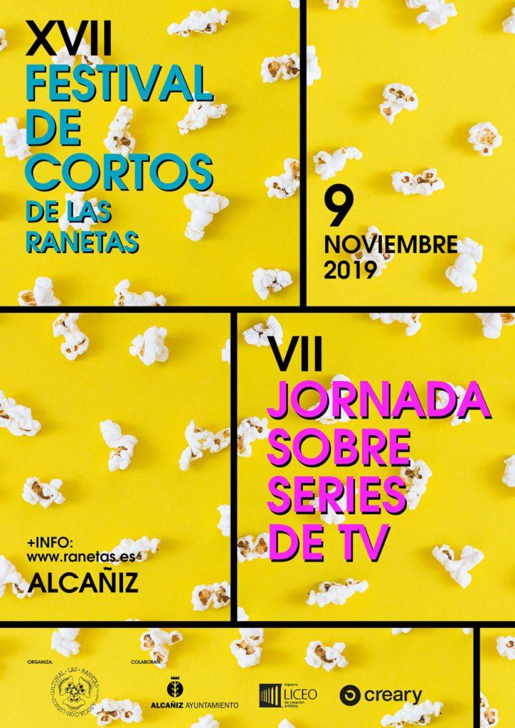 Abierta la inscripción para el XVII Festival de cortos de Las Ranetas y el 5º Ranetas VR Fest