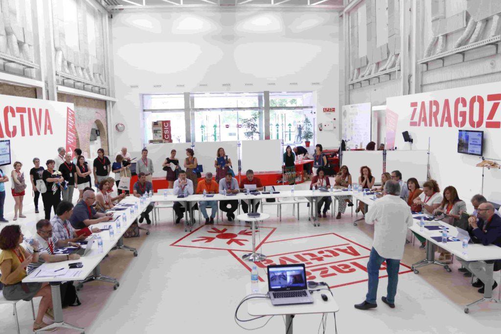 Zaragoza acoge el primer Campus de REDEL
