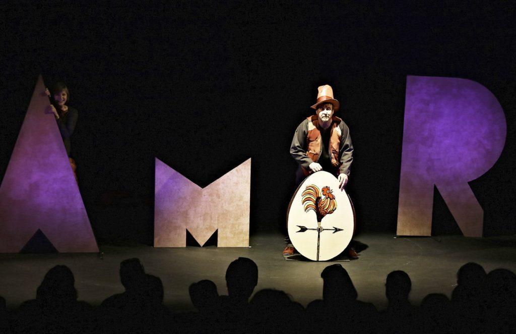 El Teatro Arbolé abre en vacaciones escolares