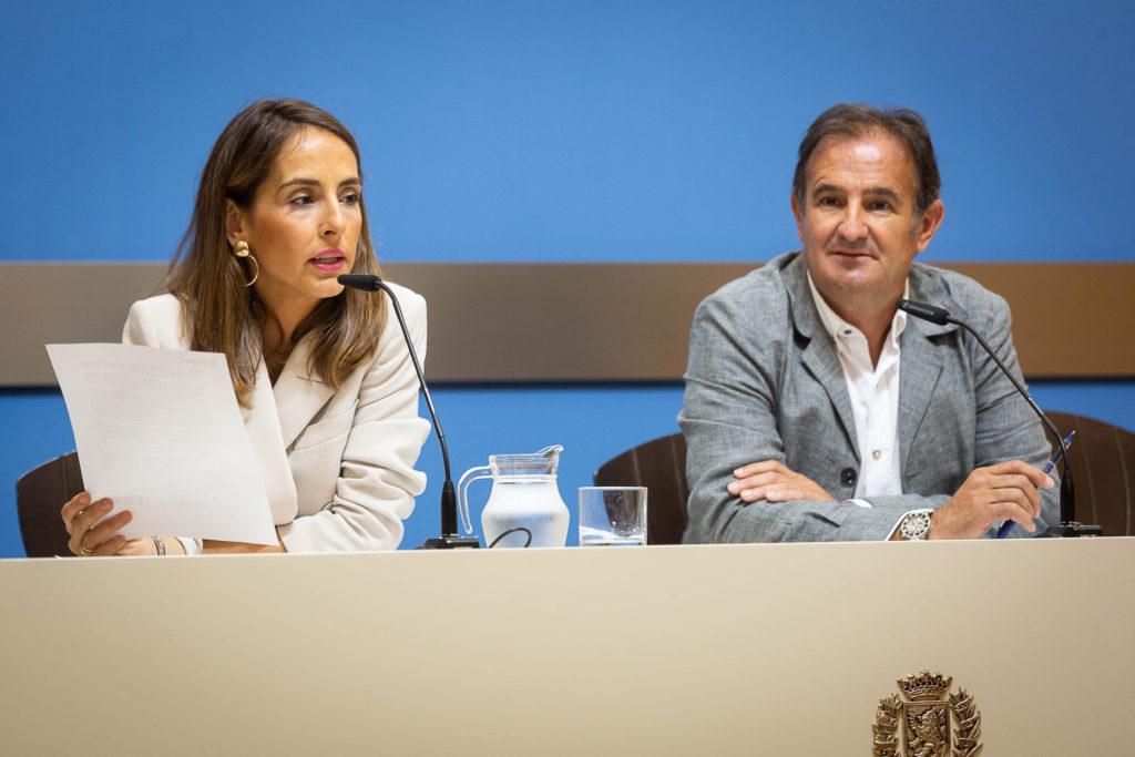 """María Navarro """"renuncia"""" a una de sus competencias en la Consejería de Hacienda del Ayuntamiento de Zaragoza"""