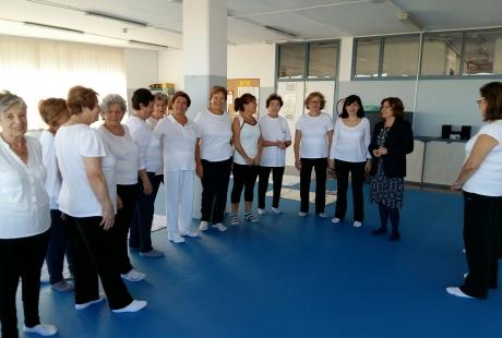Las personas mayores podrán pedir plaza para las actividades del programa de Envejecimiento Activo entre el 3 y el 16 de septiembre