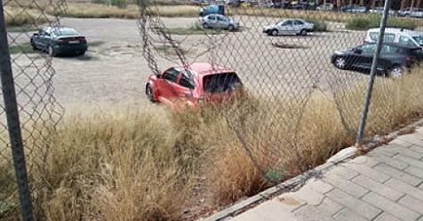 Preocupación de la Asociación Vecinal Barrio Jesús por las viviendas y solares abandonados en el barrio