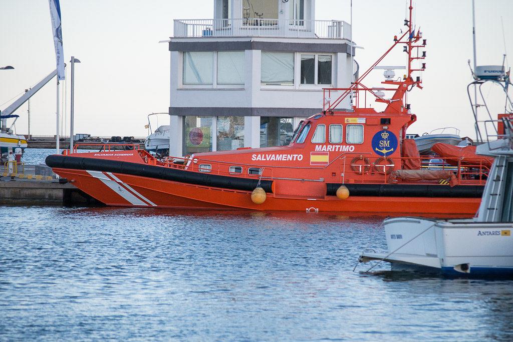 CGT sigue denunciando medios insuficientes en las embarcaciones de rescate de Salvamento Marítimo