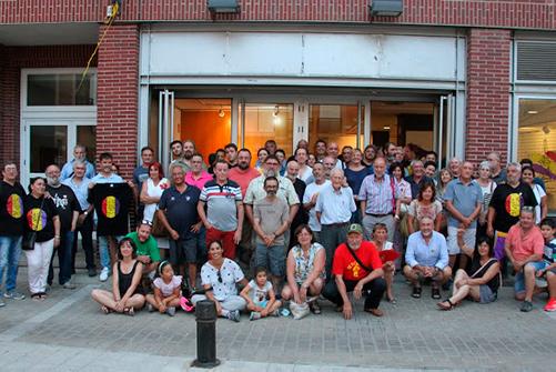"""Más de 130 personas dan la bienvenida al centro RAÍCES del Círculo Republicano """"Manolín Abad"""""""