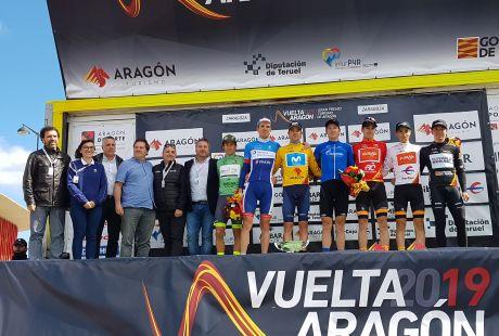 La Vuelta Aragón de 2019, promoción turística a través del deporte