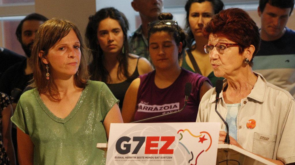 """""""Compartir soluciones y construir alternativas"""": respuesta de la plataforma G7-EZ! a la cumbre de Biarritz"""