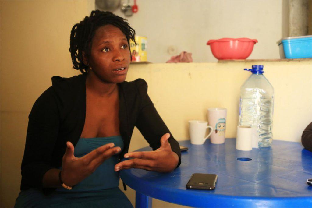 La activista feminista angoleña Laurinda Gouveia contará de primera mano su historia en Zaragoza