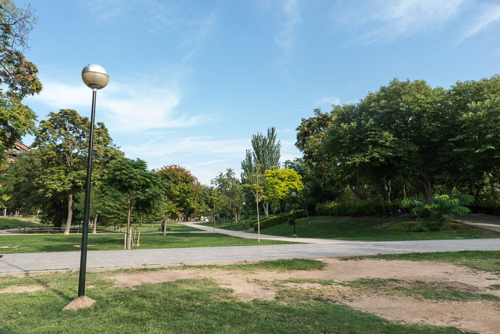 Parque Bruil, aquel verano del 2009