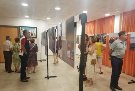 La exposición fotográfica 'En tu piel' viajará por todo el territorio aragonés