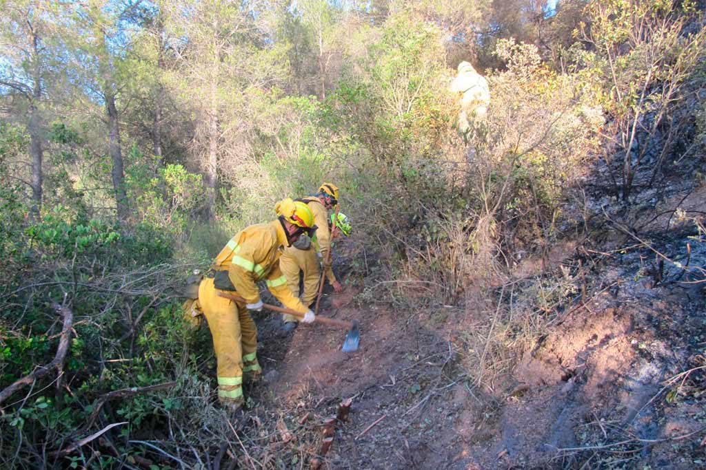La Dirección General de Gestión Forestal recuerda extremar las precauciones ante el riesgo de incendios forestales