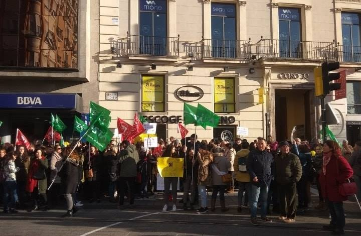 Frutos Secos El Rincón, sancionada por vulnerar el derecho de huelga