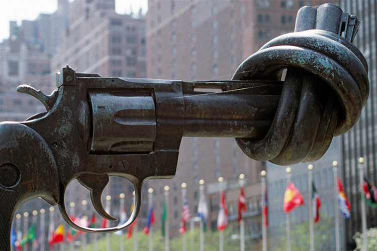 La ONU señala que la violencia supramacista en EEUU es el resultado de la disponibilidad de armas