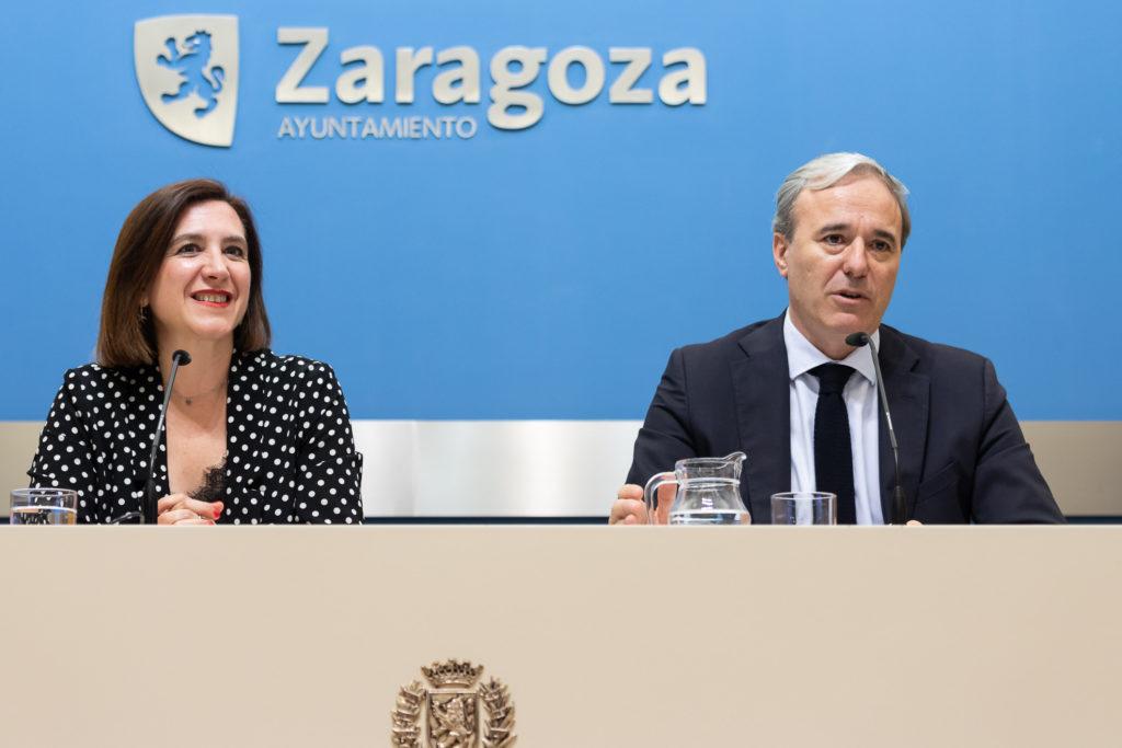 El trifachito de Azcón: 50 días que estremecieron Zaragoza