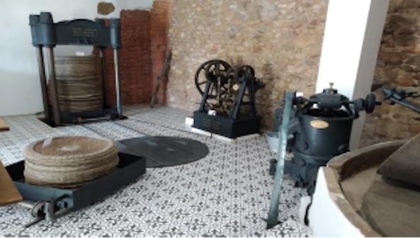 Sediles inaugura este martes un Museo del Aceite