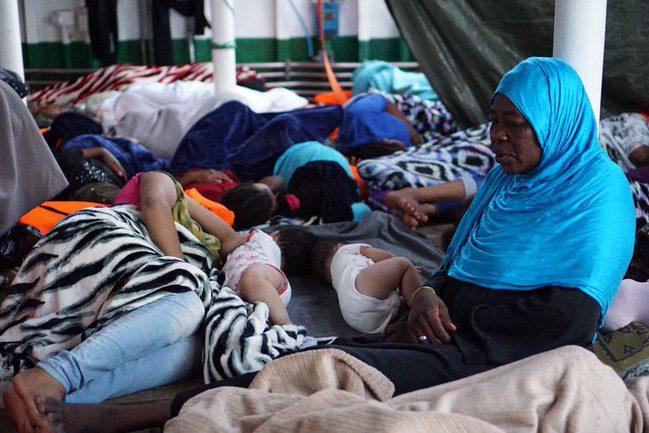 Bruselas continúa sin recibir una petición formal para coordinar el desembarco de las personas migrantes del Open Arms