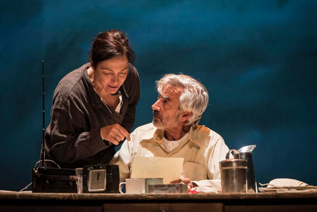 Puerta al Mediterráneo encara su última semana con el teatro como gran protagonista