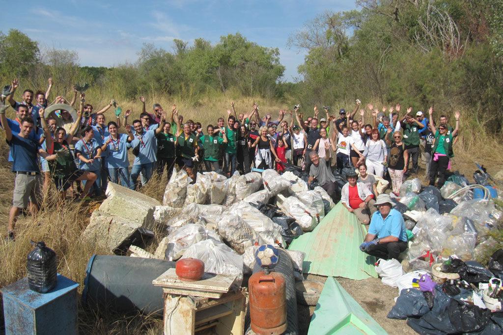 """La Alianza por la Emergencia Climática de Aragón exige """"medidas inmediatas"""" en sus primeros actos de cara a la Huelga Mundial"""