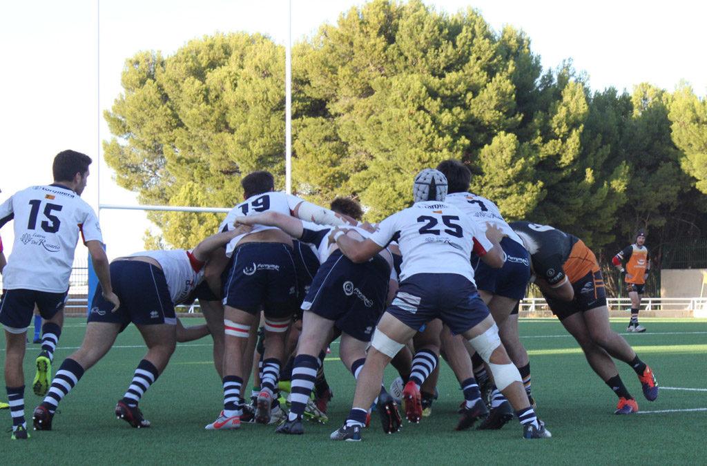 La Universidad San Jorge, patrocinador principal del Fénix Rugby