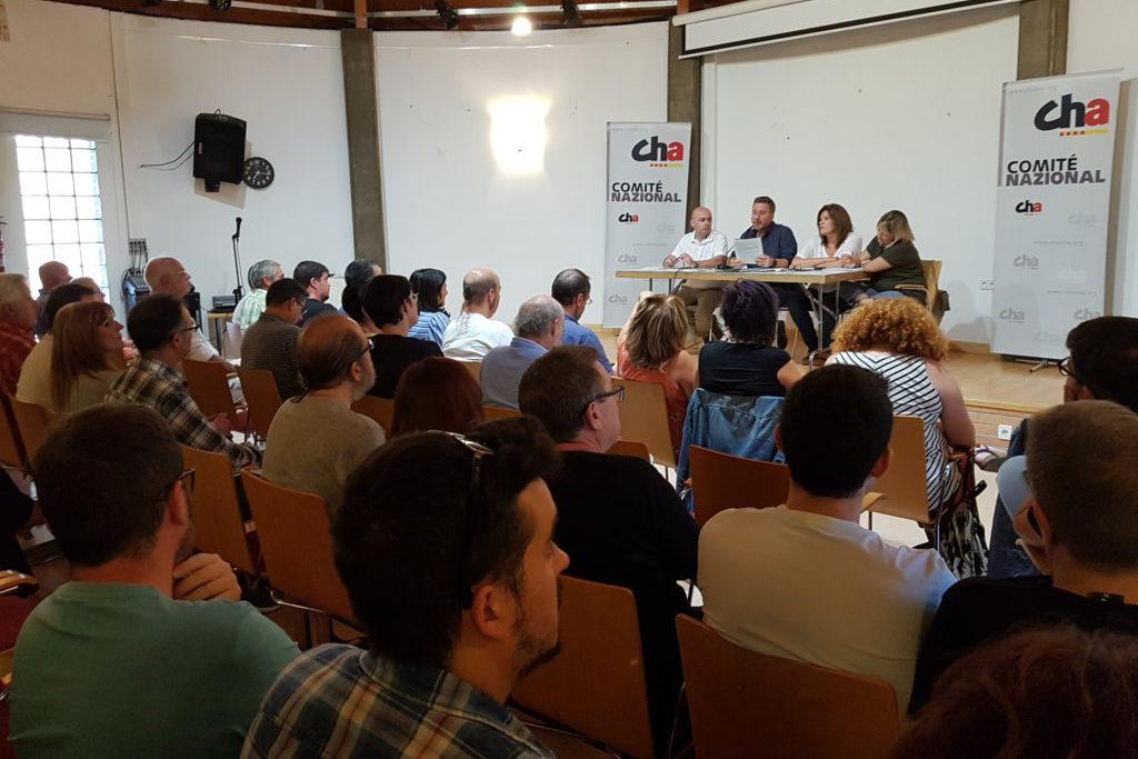 CHA se presentará a las elecciones del 10N con Más País con Carmelo Asensio como cabeza de lista