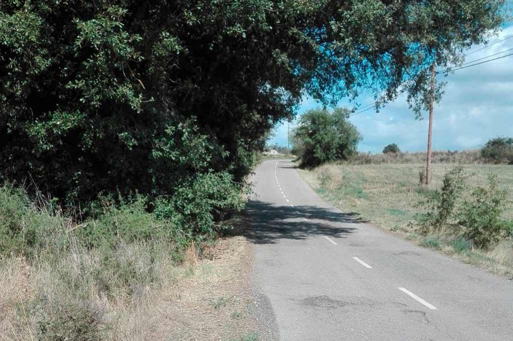 CHA solicita la mejora de la seguridad vial de la  carretera entre Camporrells y Nachá