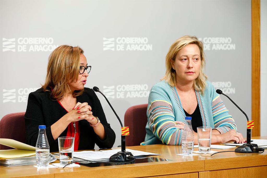 """El Gobierno de Aragón arranca la elaboración de los presupuestos """"en línea"""" con la agenda 2030"""
