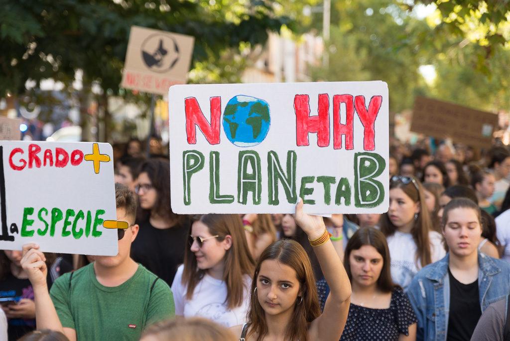 Que la crisis ecológica recaiga sobre las espaldas de los poderosos